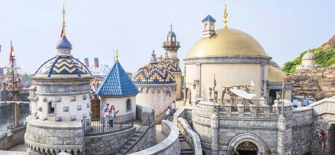 Tokyo Disney-Fortress Explorations 東京迪士尼-要塞探險