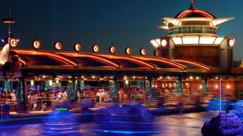 Tokyo Disney-Aquatopia 東京迪士尼-水上逗趣船