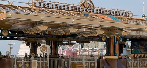 Tokyo Disney- DisneySea Electric Railway 東京迪士尼-迪士尼海洋電氣化鐵路