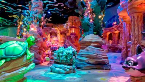 Tokyo Disney-Ariel's Playground 東京迪士尼-艾莉兒遊樂場