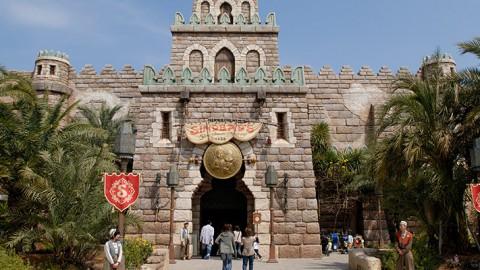 Tokyo Disney-Sindbad's Storybook Voyage 東京迪士尼-辛巴達傳奇之旅
