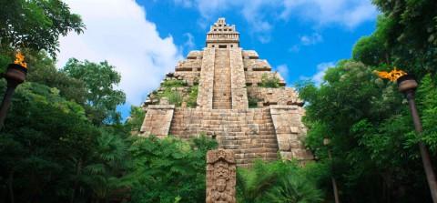 Tokyo Disney-Adventure:Temple of the Crystal Skull 東京迪士尼-印第安納瓊斯:冒險旅程水晶骷髏頭魔宮
