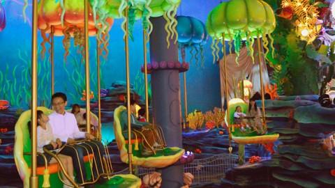 Tokyo Disney-Jumpin' Jellyfish 東京迪士尼-跳躍水母