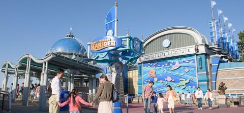 Tokyo Disney-Nemo and Friends SeaRider – Finding Nemo Ride Disneysea 東京迪士尼-海底巡遊艇:尼莫&好友的海洋世界