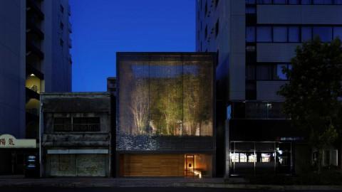 Optical Glass House光學玻璃屋
