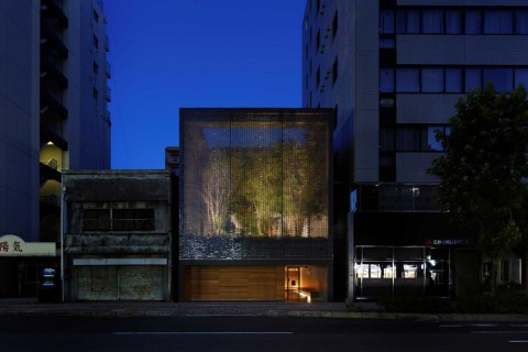 Optical Glass House光學玻璃屋