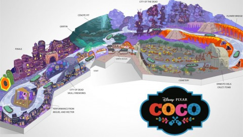 Coco Could Replace Gran Fiesta Tour in EPCOT Over Low Ridership – Parkineer|Coco可以取代EPCOT超級乘客的Gran Fiesta之旅 –  Parkineer