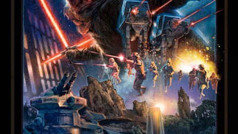 BREAKING: Star Wars Galaxy's Edge Rise of the Resistance Opening Date Announced, Opening First at WDW DHS on December 5, then at Disneyland on January 17 !突破:星球大戰銀河邊緣崛起的抵抗開幕日期宣布,12月5日在WDW DHS首先開放,然後在1月17日在迪士尼樂園開幕!