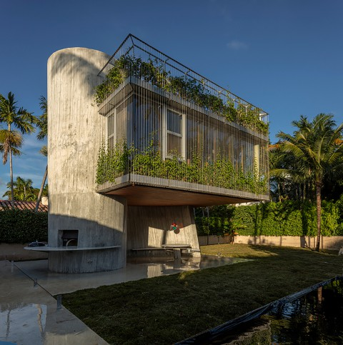 Sun Path House