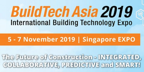 Asia (Singapore) Building Materials Exhibition, 2019|2019年亞洲(新加坡)建築建材展