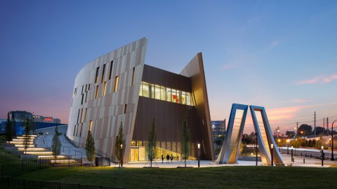 Seven projects by architect Philip Freelon that champion diversity and inclusion 建築師Philip Freelon的七個項目,旨在倡導多元化和包容性