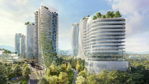 Piero Lissoni-designed residences to feature in Vancouver's new Oakridge community|Piero Lissoni設計的住宅位於溫哥華新的Oakridge社區