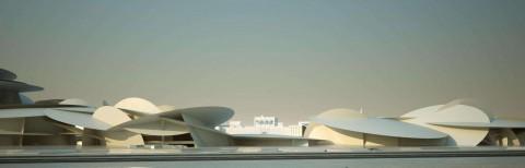 Here's Qatar's thrilling supersized museum|這是卡塔爾驚心動魄的超大型博物館