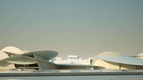 Here's Qatar's thrilling supersized museum|這是卡塔爾驚心動魄的超大型博物館