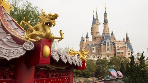 Shanghai Disneyland-Fantasyland 上海迪士尼樂園-幻想世界