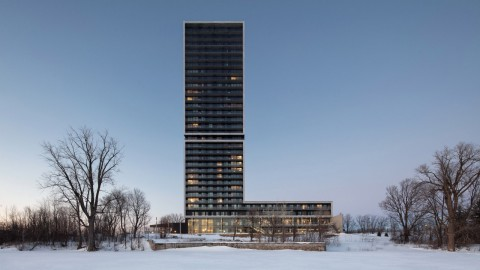 "ACDF builds Panorama retirement home for ""sophisticated seniors"" on outskirts of Montreal