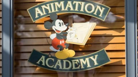Hong Kong Disneyland – Animation Academy 香港迪士尼樂園-動畫藝術教室