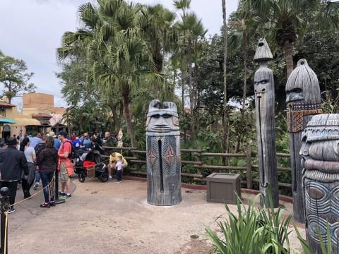 Hong Kong Disneyland – Liki Tikis 香港迪士尼樂園 – 歷奇噴水池