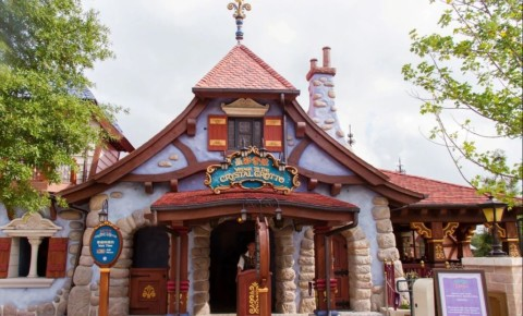 Shanghai Disneyland-Voyage to the Crystal Grotto 上海迪士尼樂園 – 水晶石窟之旅