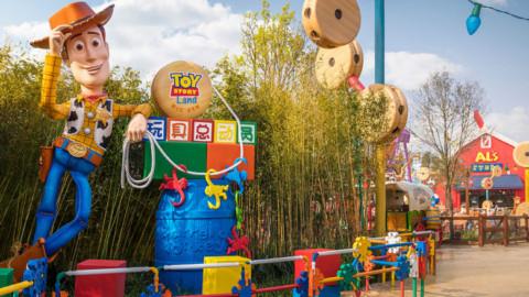 Shanghai Disneyland-Disney•Pixar Toy Story Land 上海迪士尼樂園 – 迪士尼•皮克斯玩具總動員