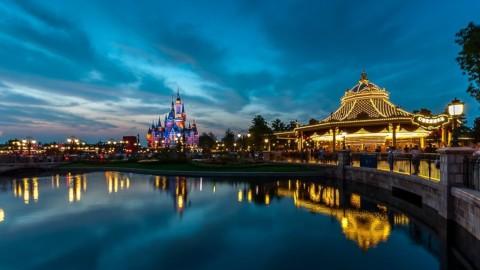 Shanghai Disneyland-Fantasia Carousel 上海迪士尼樂園 – 幻想曲旋轉木馬