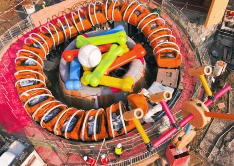 Shanghai Disneyland-Slinky Dog Spin 上海迪士尼樂園 –  彈簧狗團團轉