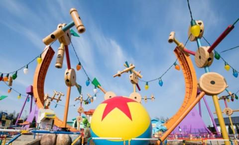 Shanghai Disneyland-Rex's Racer 上海迪士尼樂園 – 雷克斯的賽車手