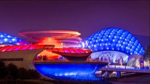 Shanghai Disneyland-Jet Packs 上海迪士尼樂園 – 噴氣背包
