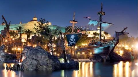 Shanghai Disneyland –Shipwreck Shore 上海迪士尼樂園 – 海岸沉船