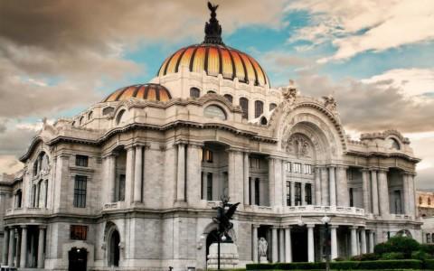 Palacio de Bellas Artes (Ciudad de México) 美術宮(墨西哥城)