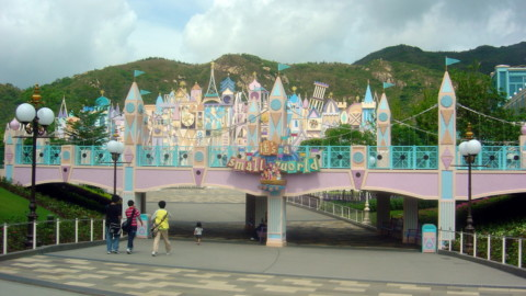 "Hong Kong Disneyland – It's a small world 香港迪士尼樂園 – ""小小世界"""