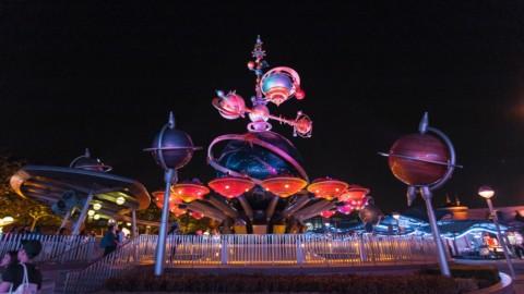 Hong Kong Disneyland – Orbitron 香港迪士尼樂園-太空飛碟