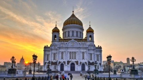 Cathedral of Christ the Saviour 基督救世主大教堂