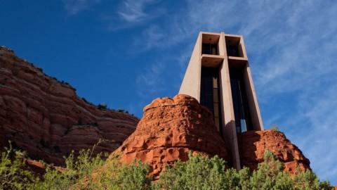 Chapel of the Holy Cross (Sedona, Arizona) 聖十字教堂(亞利桑那州塞多納)