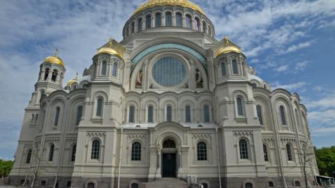 Kronstadt Naval Cathedral 克朗斯塔特海軍大教堂