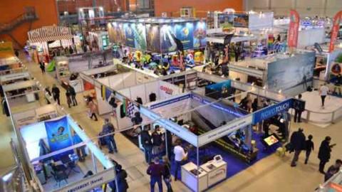Moscow International Recreation Facilities Exhibition 俄羅斯莫斯科國際遊樂設施展