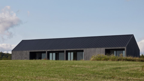 Hass House by Feuerstein Quagliara is designed to embrace New York's pastoral scenery|Feuerstein Quagliara設計的Hass House旨在擁抱紐約的田園風光