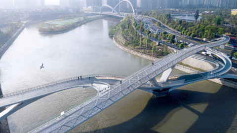 Wuchazi Bridge|SCSJ, JDTM, Tom Wünschmann, Achim Kaufer, Wei Cai, Philipp Buschmeyer