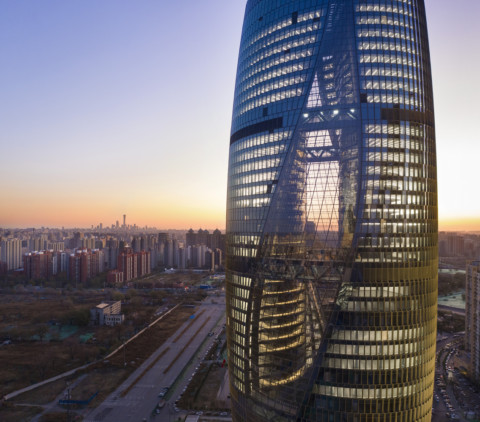 Leeza SOHO | Zaha Hadid Architects
