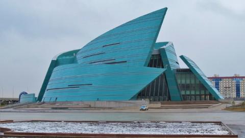 Kazakhstan Central Concert Hall|Manfredi Nicoletti