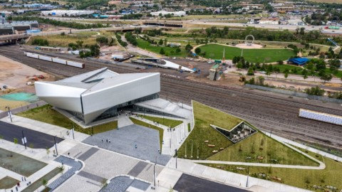The U.S. Olympic & Paralympic Museum|Diller Scofidio + Renfro