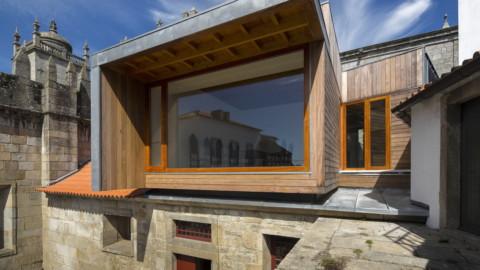 Refurbishment of Cabido Facilities |Carlos Castanheira & Clara Bastai