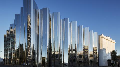 Len Lye Centre |Patterson Associates