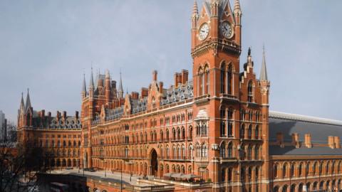 St. Pancras Renaissance London Hotel|倫敦聖潘克拉斯萬麗酒店
