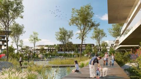 Carlo Ratti unveils innovation district extension to Brasília masterplan|卡羅·拉蒂(Carlo Ratti)宣布將創新區域擴展至巴西利亞總體規劃