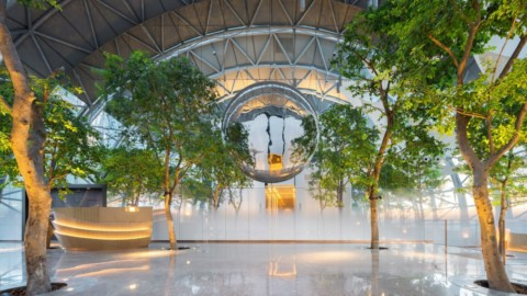 CL3 unveils interior design for Intercontinental Chongqing Raffles City|CL3揭幕了重慶來福士洲際酒店的室內設計