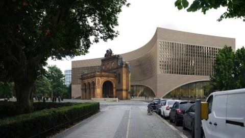 "Dorte Mandrup's Exilmuseum Berlin will facilitate understanding of exile|多特·曼德魯普(Dorte Mandrup)的柏林流放博物館將促進""流亡者的了解"""