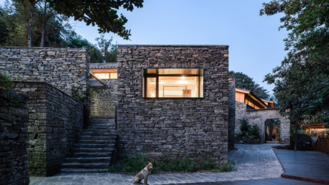 Bona Villa Lahao Stone Houses | United Practice Architects