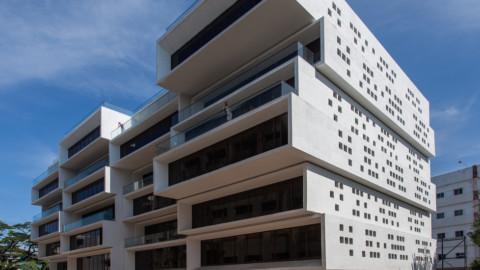 Akshaya 27 Office Building | Sanjay Puri Architects