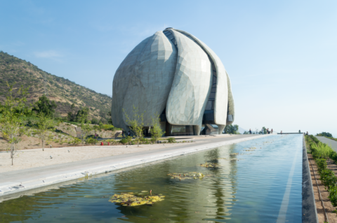 Santiago Bahá'í Temple|Siamak Hariri